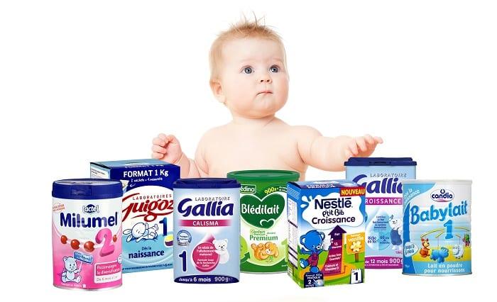 Comment bien choisir son lait infantile ?