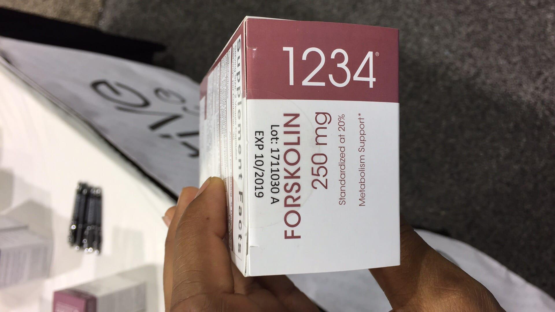 Forskolin250, plus qu'un brûleur de graisse